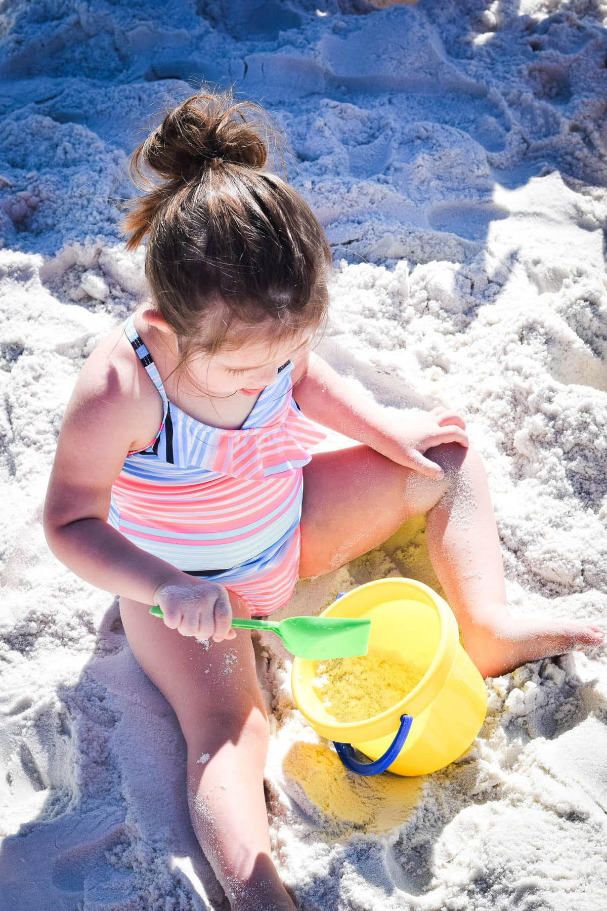Traveling to the Beach with Kids