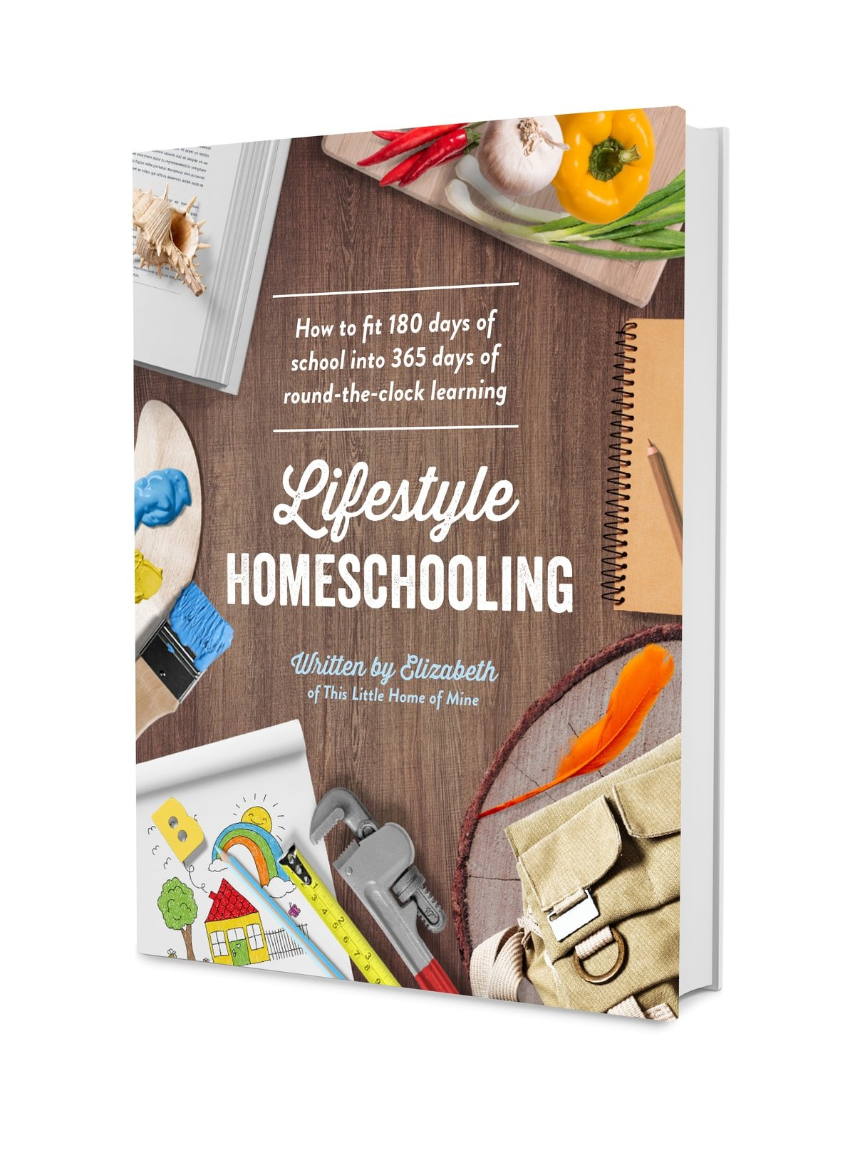 Lifestyle Homeschooling by This Little Home of Mine
