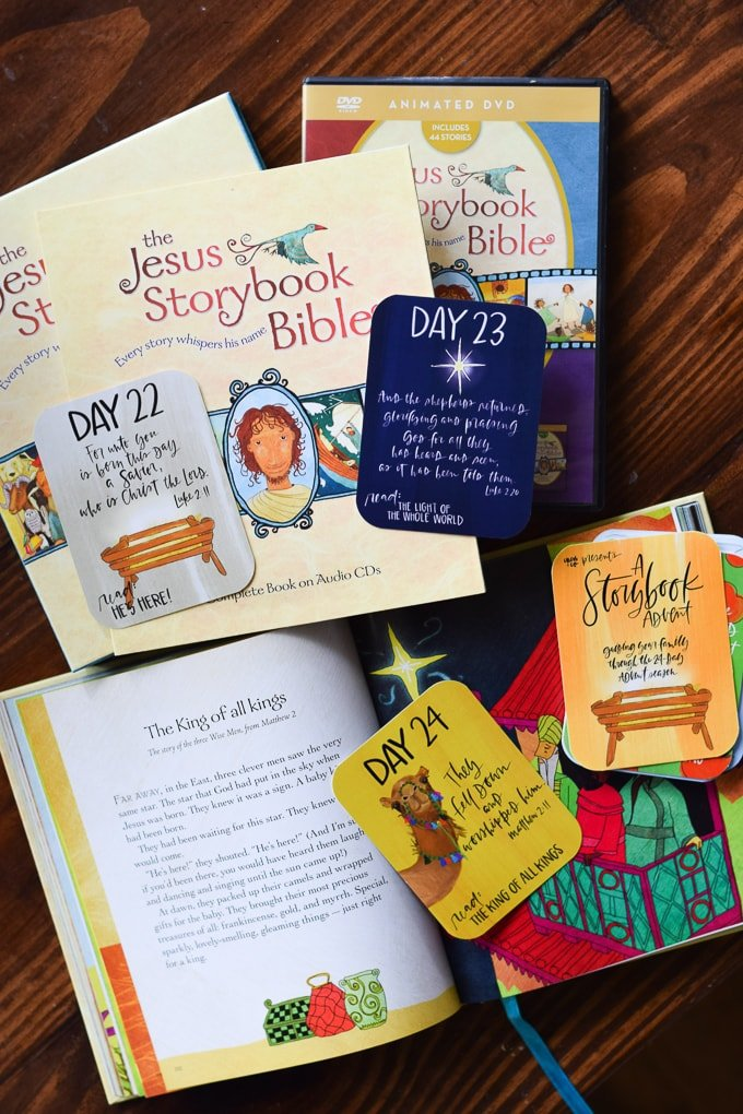 Advent Resources for December by This Little Home of Mine