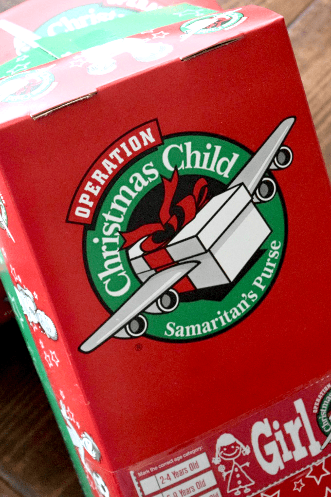 No Christmas Shoeboxes This Year…and Here's Why…