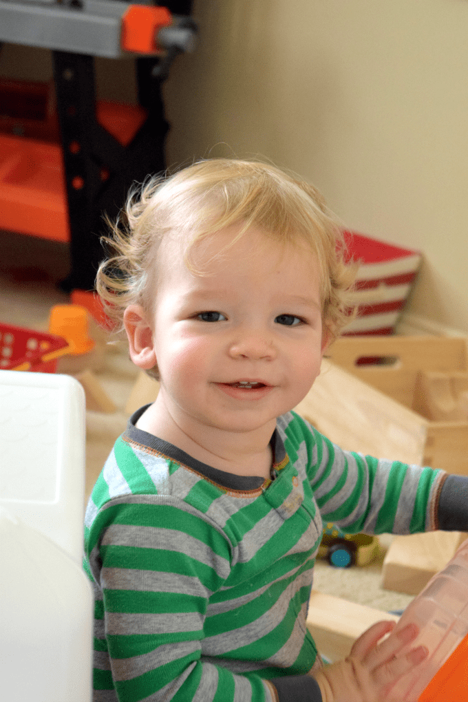 Learning through Play: Baby Toys