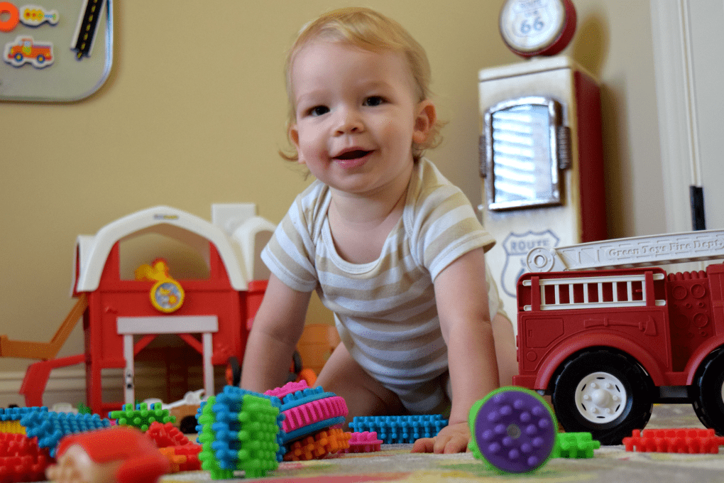 Learning through Play - Baby Toys