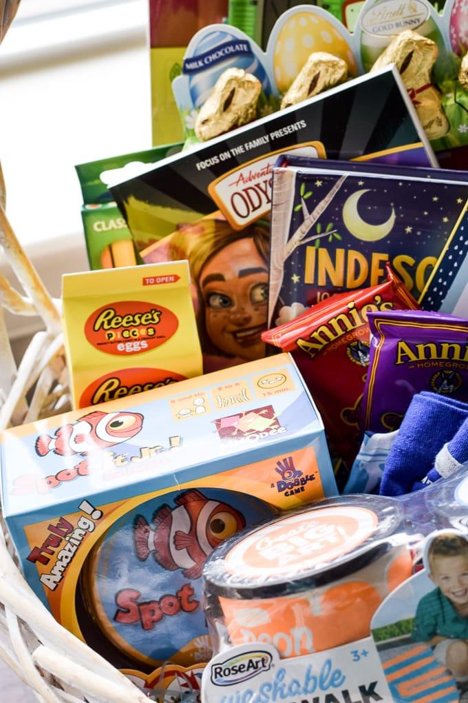 Faith-Based Easter Baskets for Kids