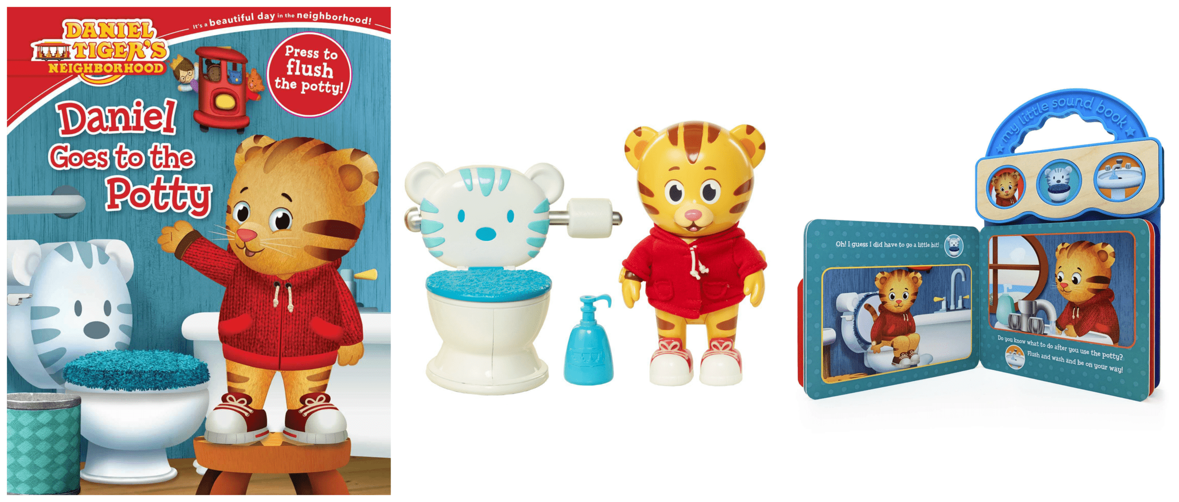 How To Potty Train - Featuring Daniel Tiger on This Little Home of Mine