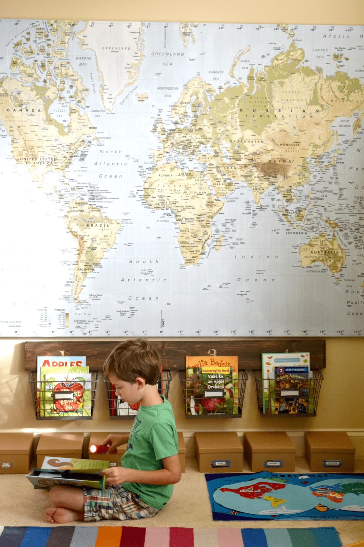 Homeschooling Second-Grade
