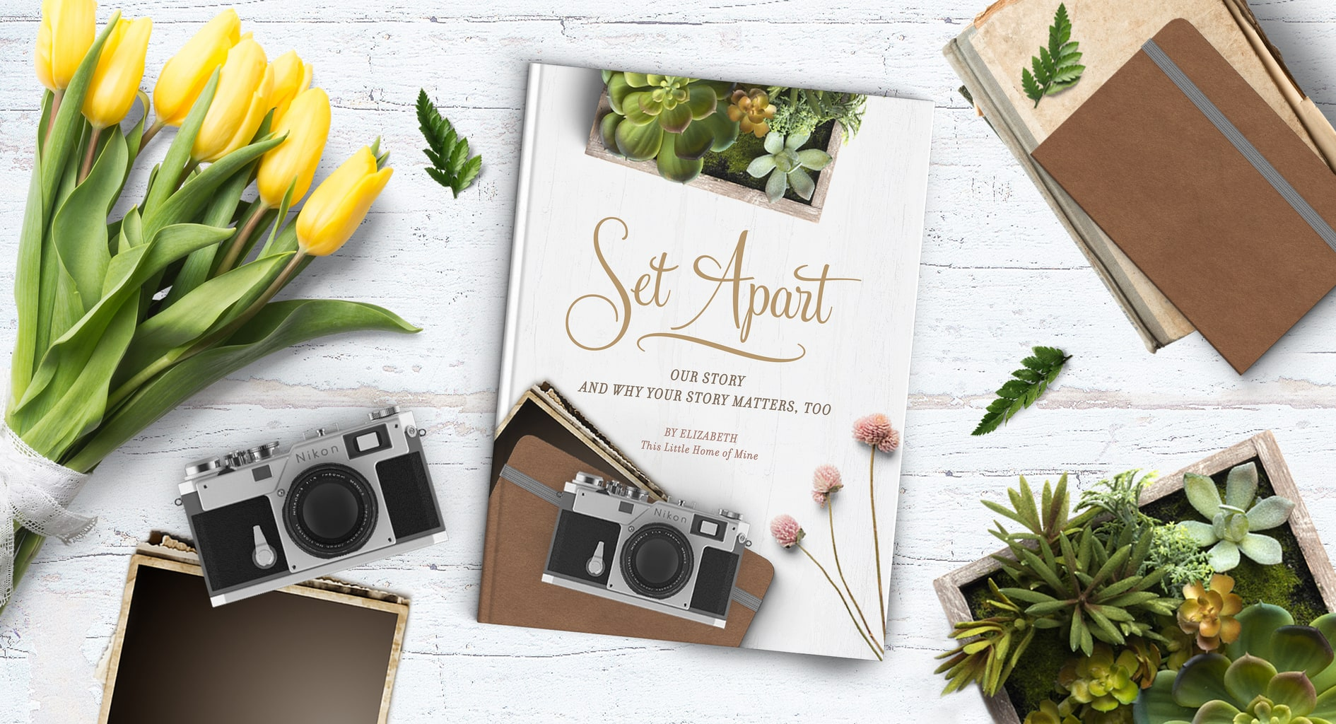 Set Apart: Our Story by This Little Home of Mine