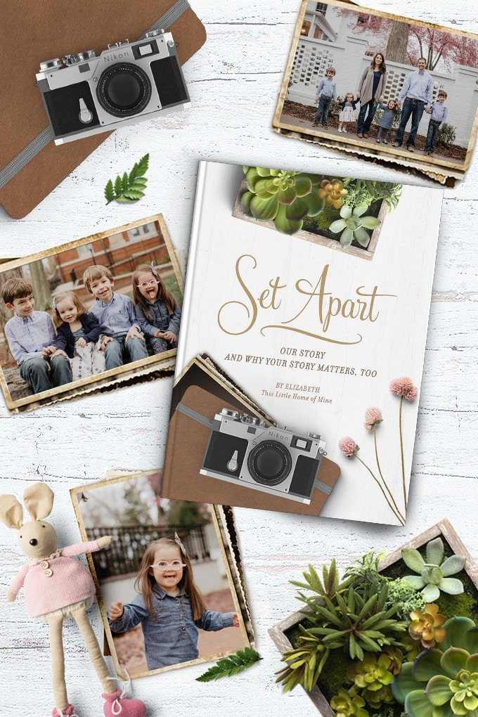 Set Apart: Our Story