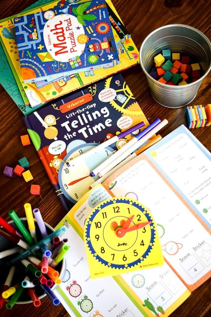 Homeschooling Third-Grade