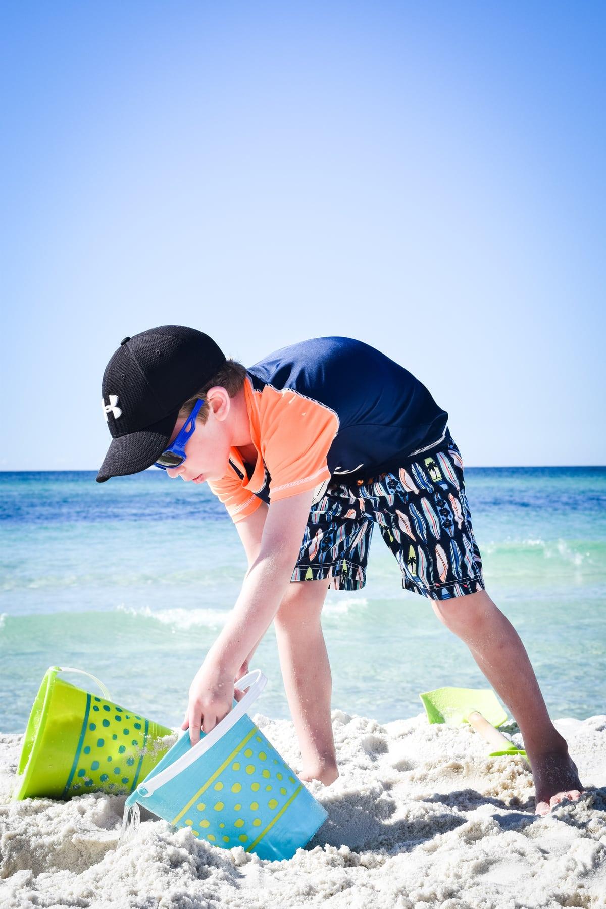 A Mom's Beach Journal
