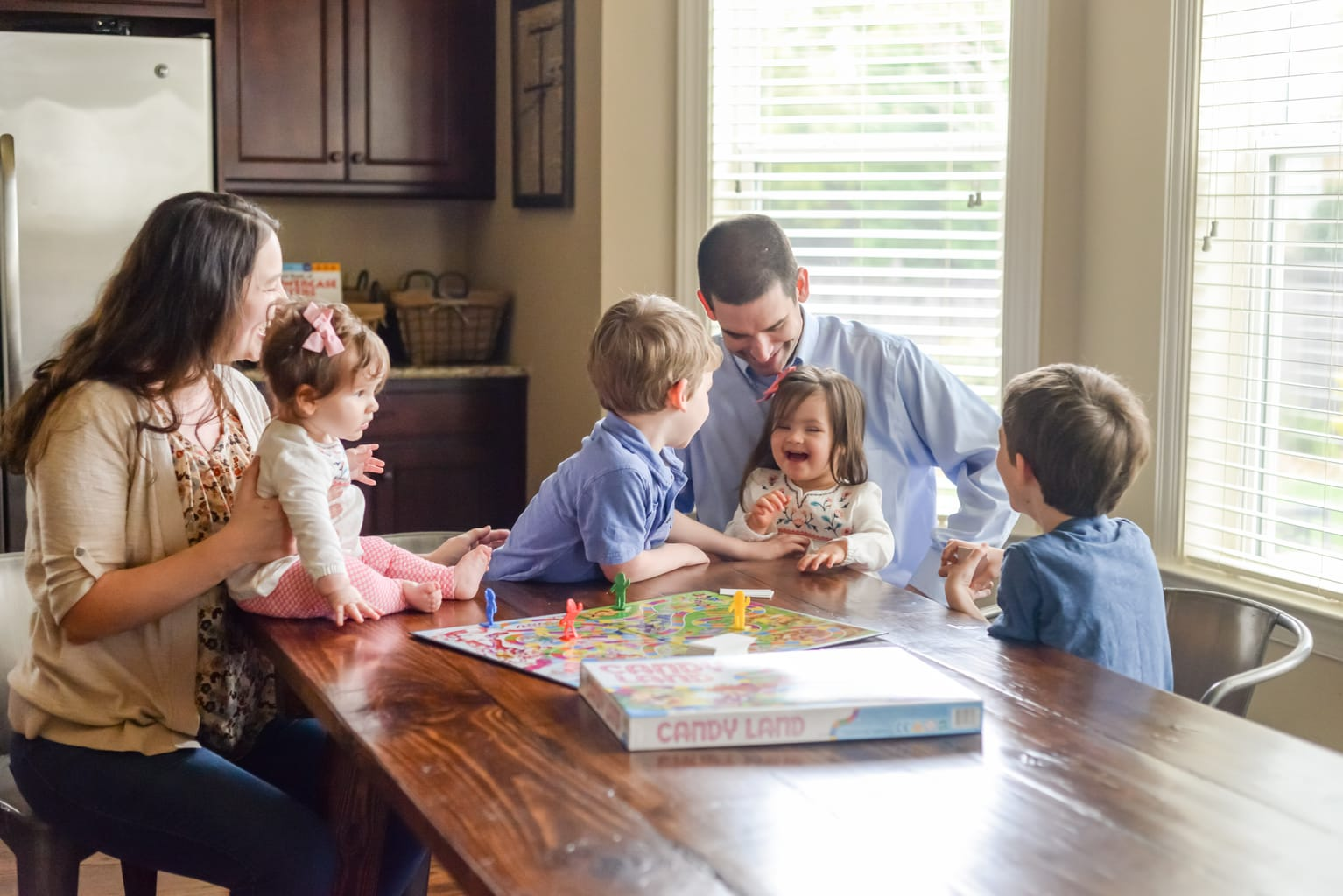 Homeschooling with Family Game Night