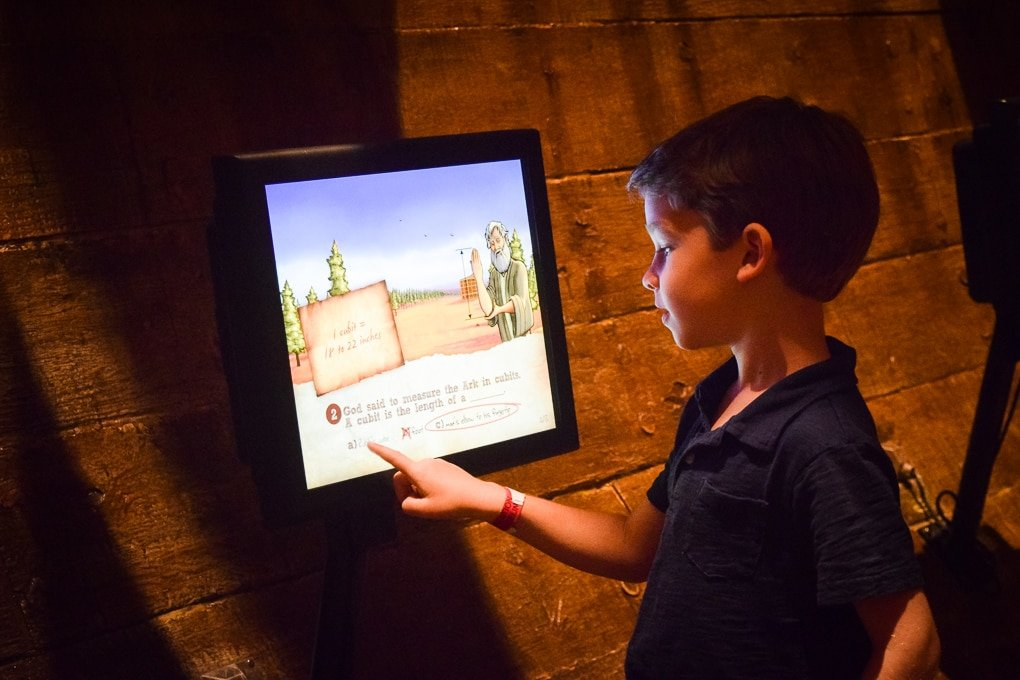Our Homeschooling Field Trip to ARK Encounter and the Creation Museum.