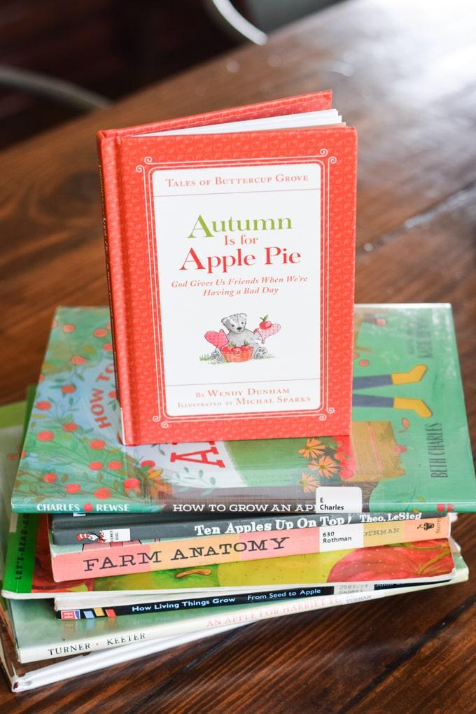 Apple Books for Kids - Fall Books