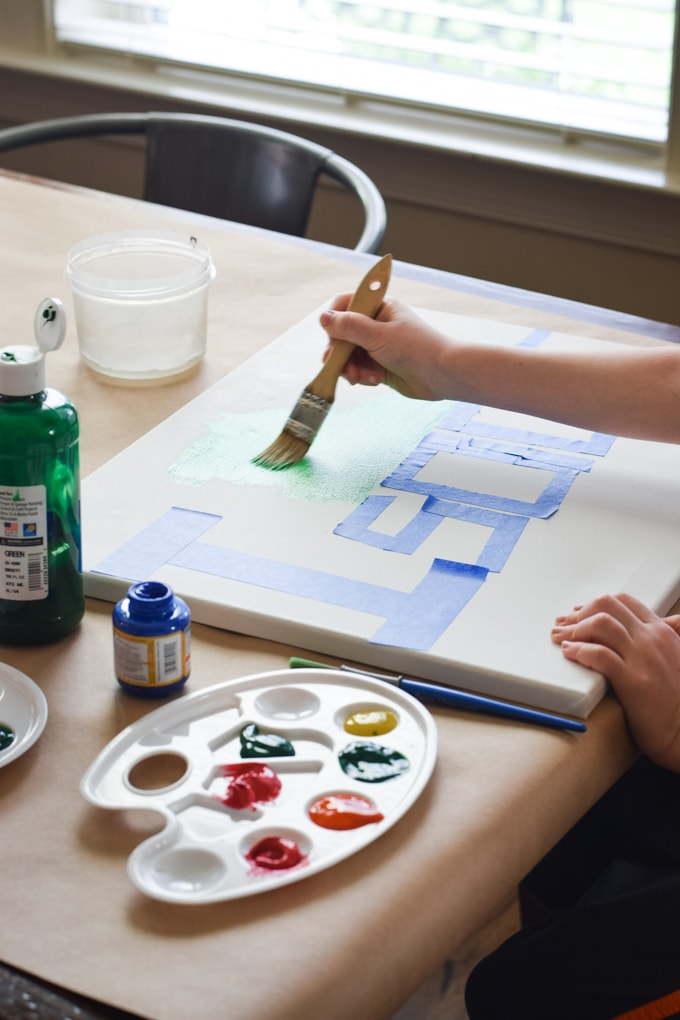 Kid's Paint Supplies: Our Favorites!