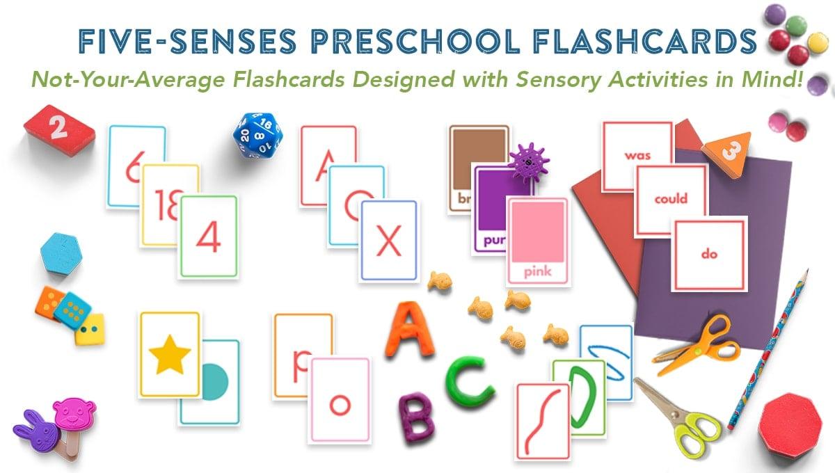 Sensory Flashcards