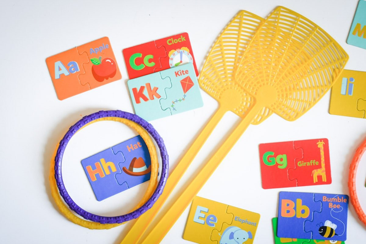 ABC Activities for Early Learners - Highlight a Letter