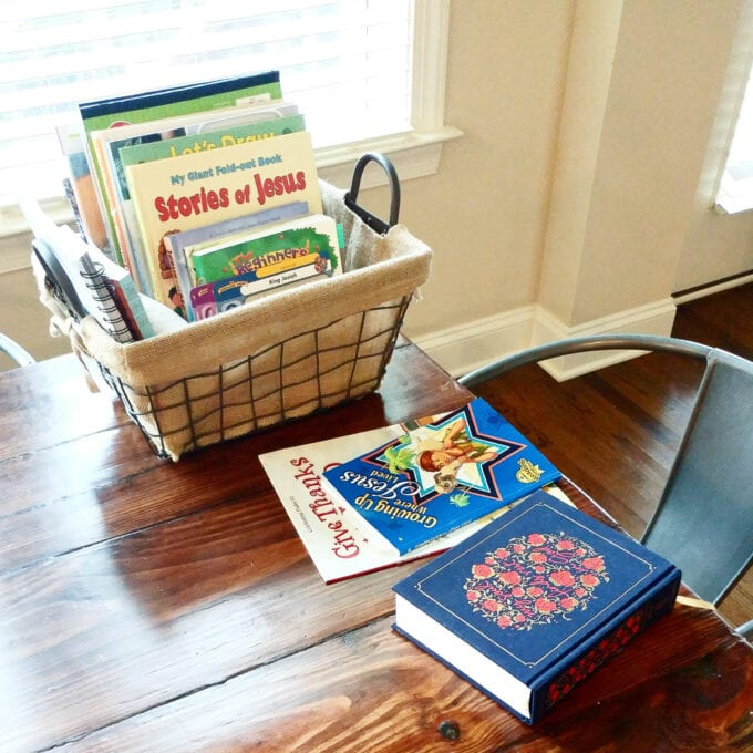 How I Prep for a New Homeschool Year