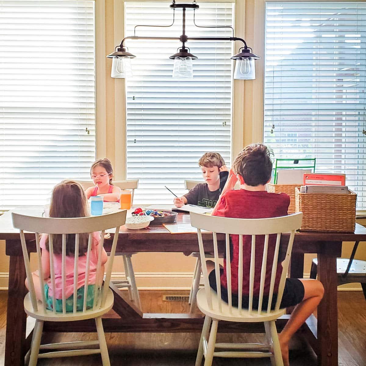 Homeschooling Fifth Grade-02