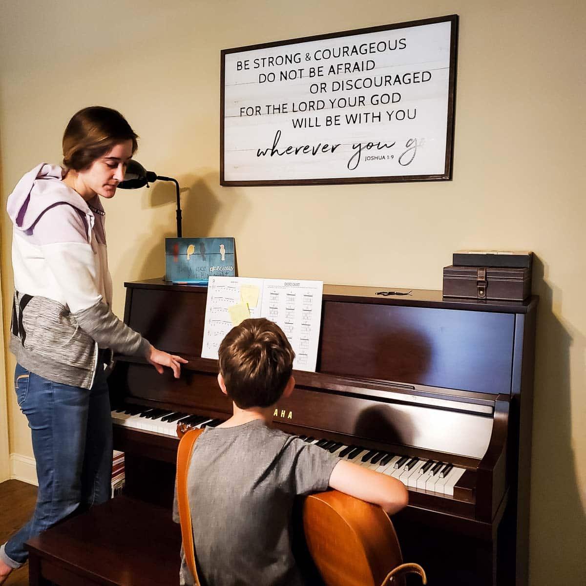 Music - Homeschooling Fifth Grade
