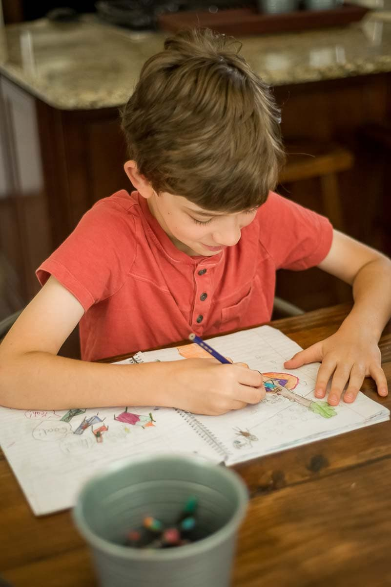 Homeschooling Fifth-Grade
